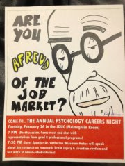 PSYC CAREERS NIGHT